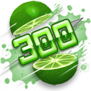 Wallpost_Highscore300, Fruit Ninja Frenzy