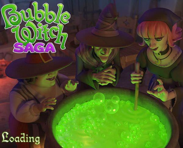 Bubble Witch Saga, Facebook