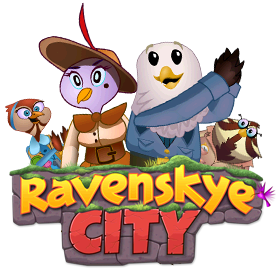 Ravenskye City, Facebook