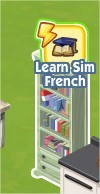 The Sims Social, The French Connection 1