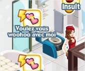 The Sims Social, The French Connection 7