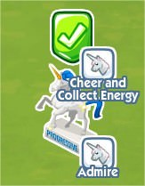 The Sims Social, Progressive Unicorn