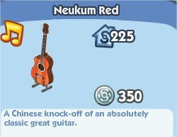 The Sims Social, Neukum Red