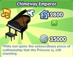 The Sims Social, Chimeway Emperor