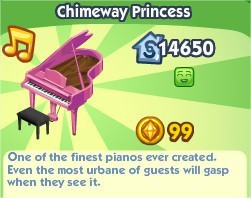 The Sims Social, Chimeway Princess