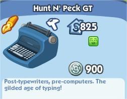 The Sims Social, Hunt N