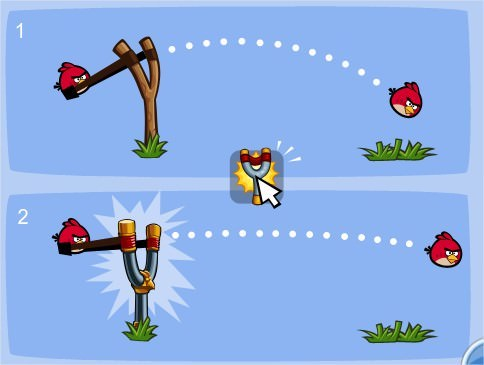 Angry Birds on Facebook, King Sling