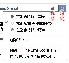 Facebook 動態時報