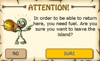 Zombie Island, Star