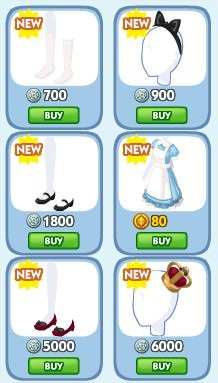 The Sims Social, Alice