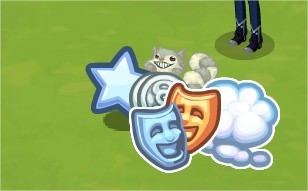 The Sims Social, Cheshire Cat