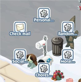 The Sims Social, Happy New Year 2