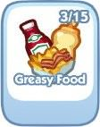 The Sims Social, Greasy Food