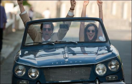 Anne Hathaway & Jim Sturgess, One Day