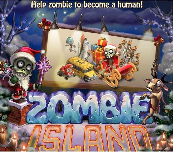 Zombie Island, Chrismas