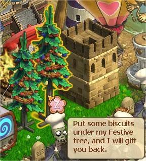 Zombie Island, Fir-tree