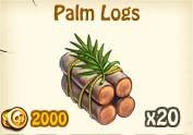 Zombie Island, Plam Logs