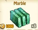 Zombie Island, Marble