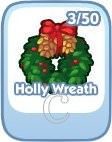 The Sims Social, Holly Wreath