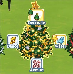 The Sims Social, Build-It Holiday Tree