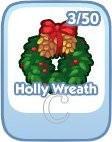 The Sims Social, Holly Wreath