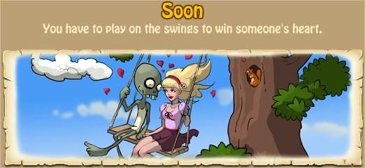 Zombie Island, Swings