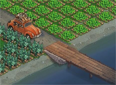 Zombie Island, Bridge