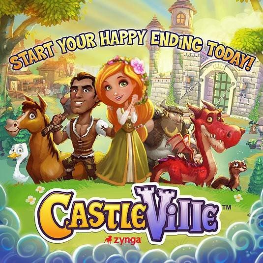 Facebook, CastleVille