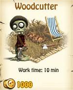 Zombie Island, Woodcutter