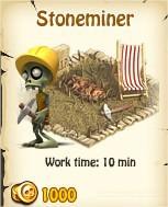 Zombie Island, Stoneminer