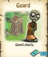 Zombie Island, Guard