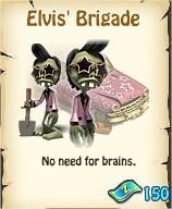 Zombie Island, Elvi
