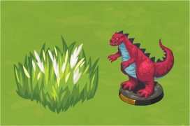 The Sims Social, Plodzilla