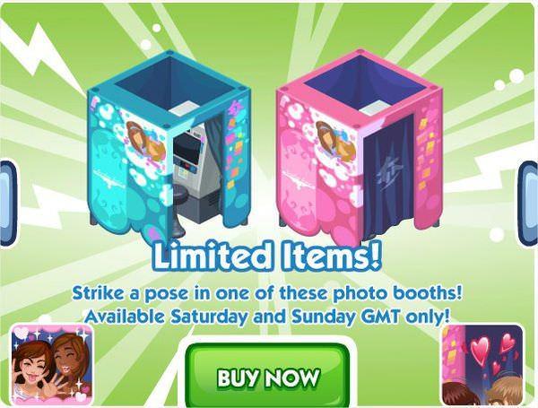 The Sims Social, Japan Week 2