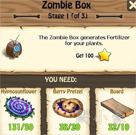 Zombie Island, Zombie Box