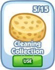 The Sims Social, Cleaning Collection