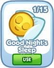 The Sims Social, Good Night's Sleep