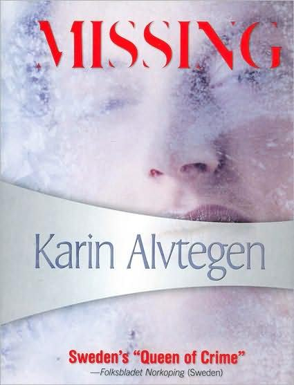 MISSING, Karin Alvtegen