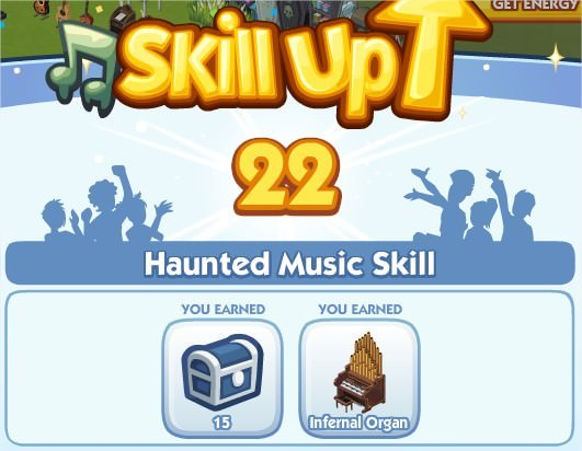 The Sims Social, Haunted Organ