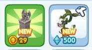 The Sims Social, halloween 3