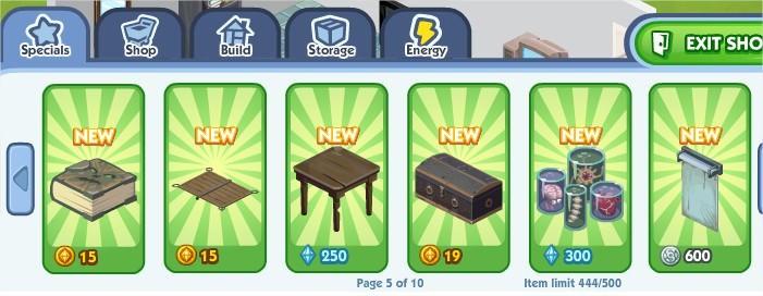 The Sims Social, halloween