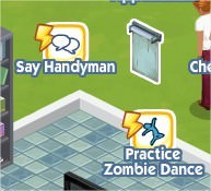 The Sims Social, Ghost Town 1