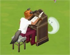 The Sims Social, Ghost Town 6