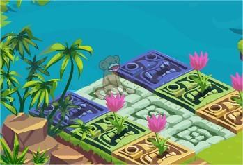 Adventure World, Create Monkey Decoys