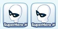 The Sims Social, SuperHero Mask