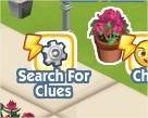The Sims Social, Clues