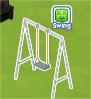 The Sims Social, Swing Thing