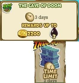 Adventure World, The Cave Of Doom