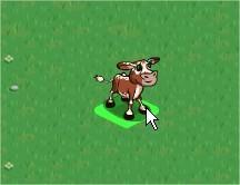 FarmVille, Cow Pasture