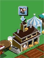 FarmVille, Dairy Farm